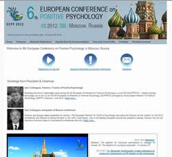 第6回ヨーロッパポジティブ心理学会
